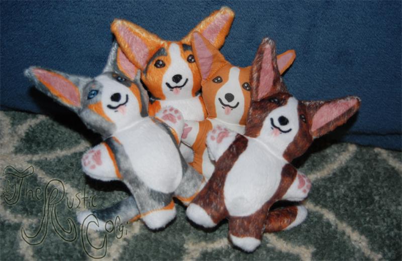 corgie dolls