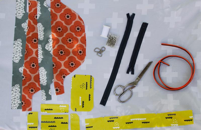 fanny pack materials